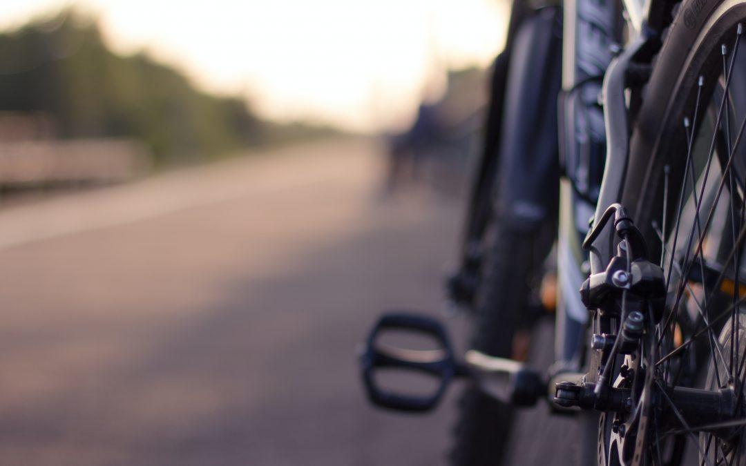 Lekker fietsen naar kantoor, maar let op!